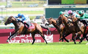 Saonois - Longchamp - 16/09/2012
