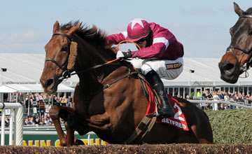 FIRST LIEUTENANT - Aintree 04.04.2013
