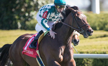 Centre Court wins Jenny Wiley at Keeneland