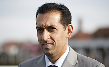 Mahmood Al Zarooni: set to attend a BHA disciplinary hearing in London today