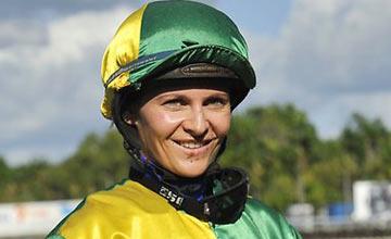 Jockey Simone Montgomerie