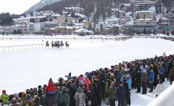 St Moritz -Field-in-action