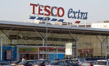Tesco supemarket