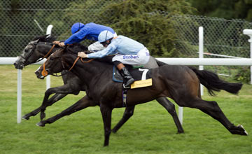 Toormore beats Outstrip Vintage Stakes 31.7.13