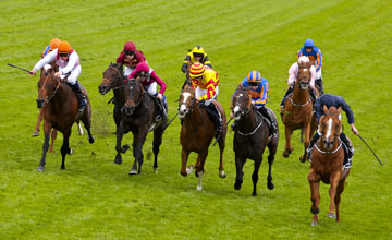 Ruler of The World - Epsom 1/6/2013