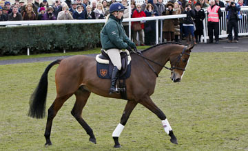 Kauto Star - Laura Collett