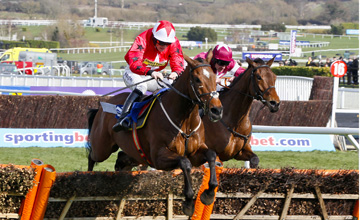 The New One - Cheltenham - 13.03.13