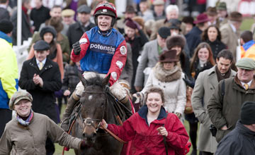 Salubrious - Cheltenham 15.03.2013