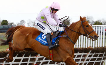 Annie Power - Fairyhouse 31.03.2013