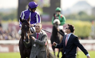 Frankie Dettori and Camelot