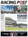 Racing Post front page 19052013