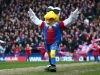 LONDON ENGLAND MARCH 09 The Crystal Palace mascot is seen prior to the npower Championship match between Crystal Palace and Leeds United at Selhurst Park on March 9 2013 in London England Photo by Clive RoseGetty Images