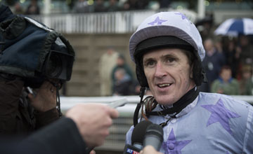 Tony McCoy and Minella For Steak