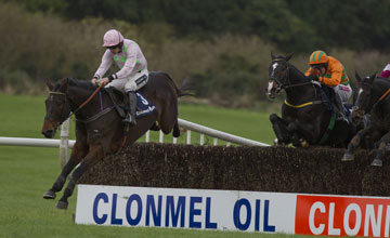 Arvika Ligeonniere and Ruby Walsh winning the Clonmel Oil Chase Clonmel Pic: Patrick McCann 14.11.2013
