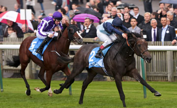 Kingston Hill - Andrea Atzeni wins from Oklahoma City - Joseph O'Brien