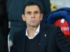 SUNDERLAND ENGLAND NOVEMBER 29 Gustavo Poyet manager of Sunderland looks on prior to the Barclays Premier League match between Sunderland and Chelsea at Stadium of Light on November 29 2014 in Sunderland England Photo by Alex LiveseyGetty Image