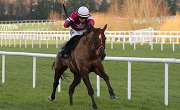 Last Instalment: ran an excellent trial in the Irish Hennessy