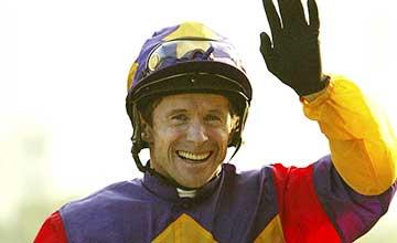 Jockey Felix Coetzee