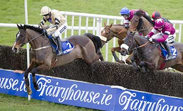 On His Own - Fairyhouse 22.2.14
