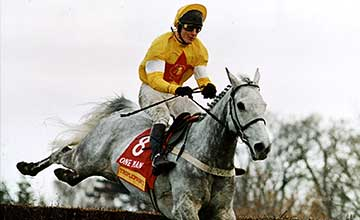 One Man - King George, Sandown 1996