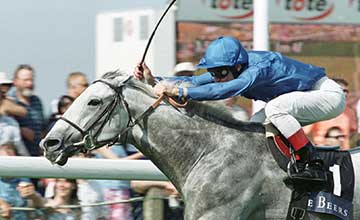 Daylami wins at Ascot July 1999