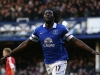 Romelu Lukaku could trouble Liverpool this evening