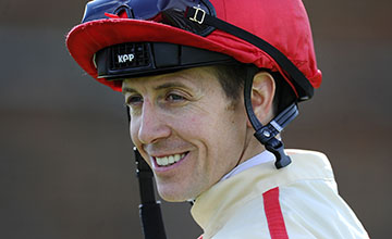 Jim Crowley: birthday celebrations for the Flat jockey