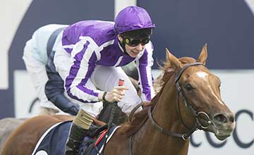 Australia (Joseph O'Brien) wins the Derby