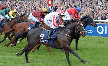 SOLE POWER wins Palace House stakes