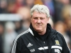 HULL ENGLAND APRIL 20 Hull City manager Steve Bruce looks on before the Barclays Premier League match between Hull City and Arsenal at KC Stadium on April 20 2014 in Hull England Photo by Scott HeaveyGetty Images