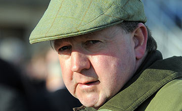 Race horse trainer TIM EASTERBY