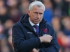 STOKEONTRENT ENGLAND MARCH 21 Crystal Palace manager Alan Pardew during the Barclays Premier League match between Stoke City and Crystal Palace at The Britannia Stadium on March 21 2015 in StokeonTrent England Photo by Dave ThompsonGetty Imag