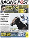 Racing Post front page 05082015