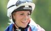 Apprentice jockey Sammy Jo Bell