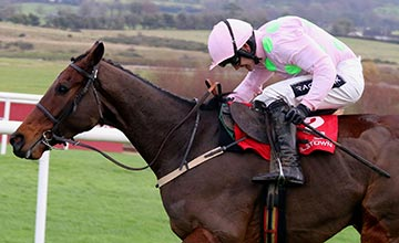 Djakadam and Ruby Walsh