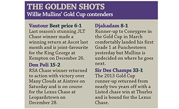 Golden Shots
