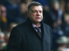 WEST BROMWICH ENGLAND FEBRUARY 14 Sam Allardyce manager West Ham United and Dave Kemp assistant manager of West Bromwich Albion L look on during the FA Cup Fifth Round match between West Bromwich Albion and West Ham United at The Hawthorns on Febru