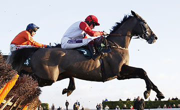 SAPHIR DU RHEU and Sam Twiston-Davies