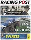 Racing Post front page 31 July