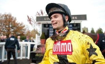 Fergus Sweeney: hopeful of a return for the turf season