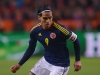 AMSTERDAM NETHERLANDS NOVEMBER 19 Falcao Garcia of Colombia runs with the ball during the International Friendly match between Netherlands and Colombia at Amsterdam ArenA on November 19 2013 in Amsterdam Netherlands Photo by Lars BaronGetty Ima