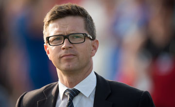 Roger Varian: trainer of Belardo