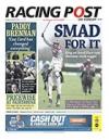 Racing Post front page 29 November 2015