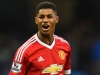 Marcus Rashford was the late hero for Manchester United