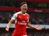 Mesut Ozil is Arsenal's top Gunner in the Champions League
