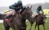 Bishops Road and Richard Johnson win the Betfred Grand National Trial at Haydock