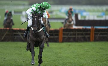 Camping Ground -Leighton Aspell wins Relkeel Hurdle