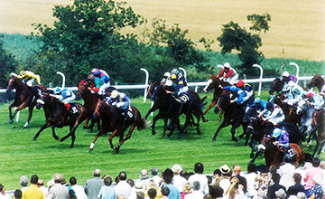 Lochsong (W. Carson) July 1992 Goodwood