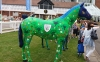 The painted horse that won Englefield Primary £2500