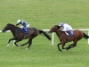 Air Pilot powers home in last year's International Stakes at the Curragh and doubled his Group 3 tally in France this month